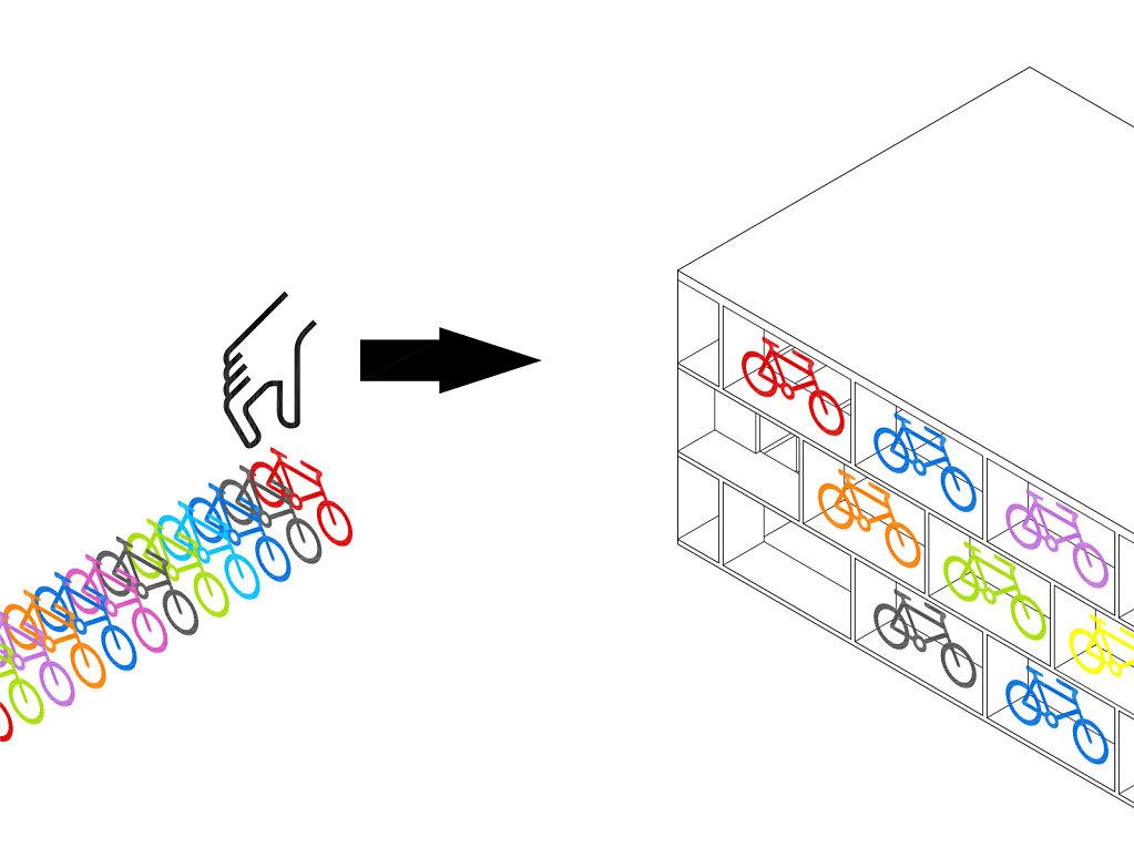 bikehub concept